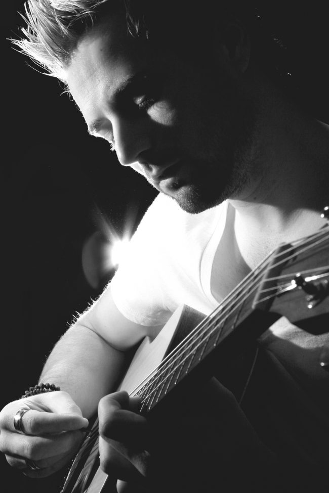 Musician headshots