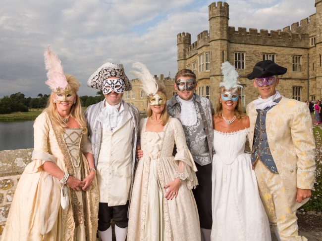 Events at Leeds Castle