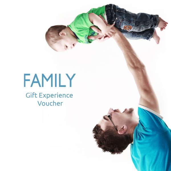 Family Portraits Gift Experience Voucher